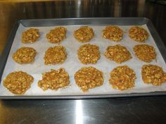 Low-Cal, Low-Fat, Oatmeal Carrot Cookies from Food.com