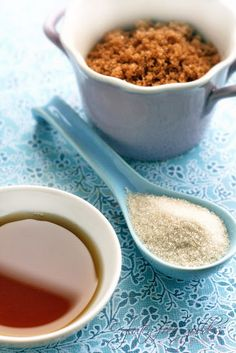 how to use sugar substitutes
