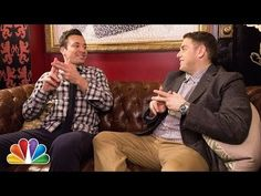 ▶ #Hashtag2 with Jimmy Fallon & Jonah Hill - YouTube   OMG Harry Potter + FRIENDS #ThatsWhenFriendsStarted #couldweBEanyolder