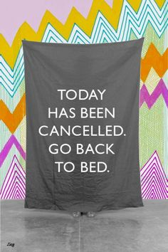 we all have those days.. this would be awesome!
