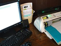 "Tips and tricks for the Cricut. It's circa 2010, so if you don't already own SCAL software, that part may not be as handy for you (lots of ""issues"" there...) But otherwise, she has some great tips. And the rest of her blog is great as well!"