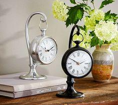 Pendant Clock #potterybarn