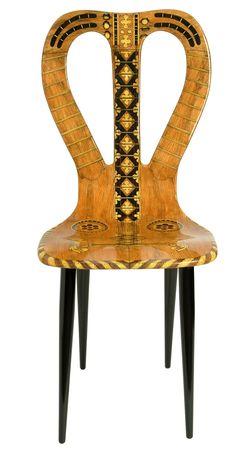 Musical Chair, Fornasetti.