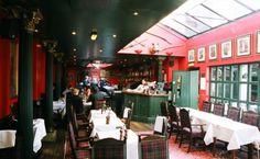 Chick Traditional Restaurant Interior Decoration Design Of Boisdale of Belgravia, London UK 002