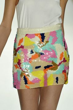 Tibi Skirt S10