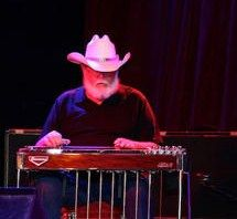 Fred Wooton - steel guitar