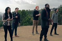 """With today being Thanksgiving, the unofficial start of the Christmas season is upon us.  If you aren't already in the holiday spirit, this catchy cover of """"Little Drummer Boy"""" -- as performed by Pentatonix -- will get you there in a hurry."""