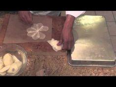 How to make Potato Garnish. Food Decoration. Plating Garnishes. Food Pre...
