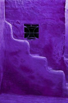 Purple adobe