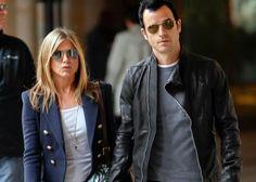 jacket, jennifer aniston, style inspir, justin theroux, summer style
