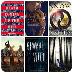 via BookRiot - 45 YA titles coming your way before the end of 2014.