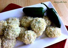Dishing With Leslie: Jalapeño Bites