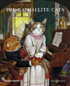 Susan Herbert Cat Art