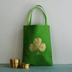 St. Patrick's Day Treasure Hunt : Pot o' Gold Game - $7.00