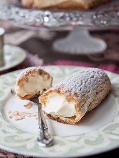 Ladurée vanilla eclair recipe
