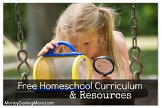 Check out this HUGE list of FREE homeschool curriculum and freebies.