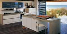 Bucatarii italiene (2) kitchen furniture, ocean views, floor, en vogue, cabinet, bar stools, kitchen islands, kitchen designs, white kitchens