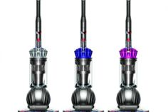The new DC65 Dyson Upright Vacuum is miraculous. And we want all three colors.