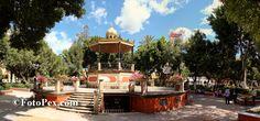 El Parque Independencia, La Catedral y La Presidencia de Huajuapan de León. Tal vez te interese también :Catedral, Presidencia,…... Encuentra mas fotos en FotoPex.com