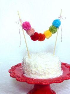 easy cake decor!