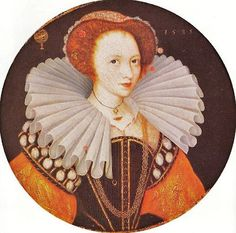 1585 Unknown Lady - French School