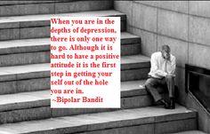 https://www.facebook.com/bipolarbandit disord quot, bipolar bandit, inspir quot, ill awar, bipolor battl
