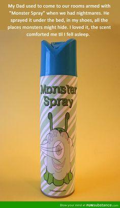 Monster Spray