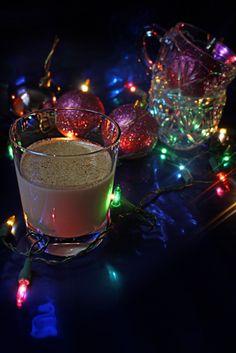Eggnog Recipe #eggnog #christmas #drinks
