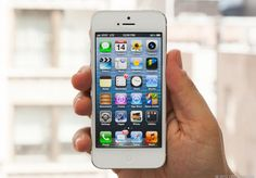 iPhone 5 Review - Muddlex - Social Media and Technology News
