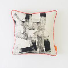 Monochrome Cushion 1