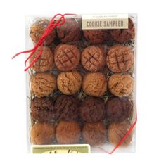 For Tails Only - Bubba Rose® Cookie Sampler Box, $11.50 (http://www.fortailsonly.com/bubba-rose-cookie-sampler-box/)