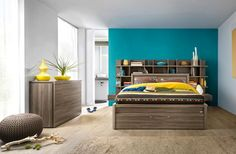 Talmont new Gautier bedroom. Collection made in France by Gautier. All details and products : http://www.gautier.co.uk/our-ranges/adult-bedroom/talmont Collection Talmont | Gautier #furniture #bedroom #talmont #nature #wood