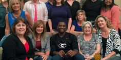 When Kathy Rackley told Malcolm Mitchell - a wide receiver at the University of Georgia - about her book club, she had no idea who he was, or what would happen next. Steve Hartman reports on what one college football player calls his greatest accomplishment.