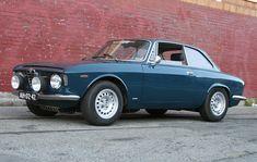 Tulip Rallye Veteran 1964 Alfa Romeo Giulia Sprint GT | Bring a Trailer