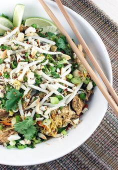 Paleo Pad Thai - and other Thai recipes