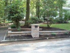 #custom #stone #mailbox #design