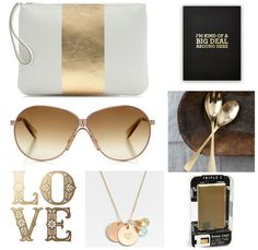 Gold Accessoires And
