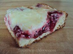 Danish Cherry Cheesecake