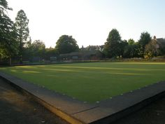 St Peters Bowling Club in Cardiff