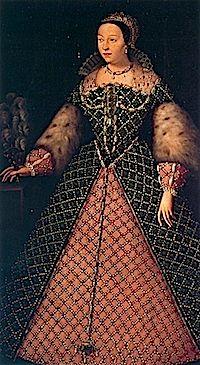 Catherine de Medici 1556