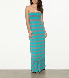 G by GUESS Chica Maxi Knit Dress