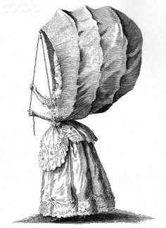18th century Calash