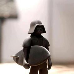 Surfer Darth