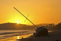 California Sunset by Damian Gadal, via Flickr
