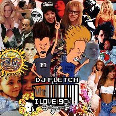 Fun Music from the 90s