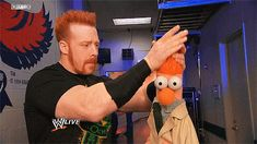 Sheamus. I love him. Lol