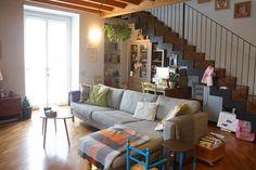 Family Room of Cristina Cavallari
