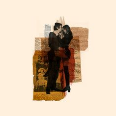 Arian Behzadi illustration. Kiss collection.