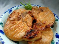 Apple juice chicken marinade