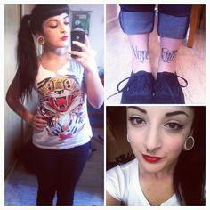 #piercing #tattoo #beauty #septum #microdermal #plugs #bodycandy